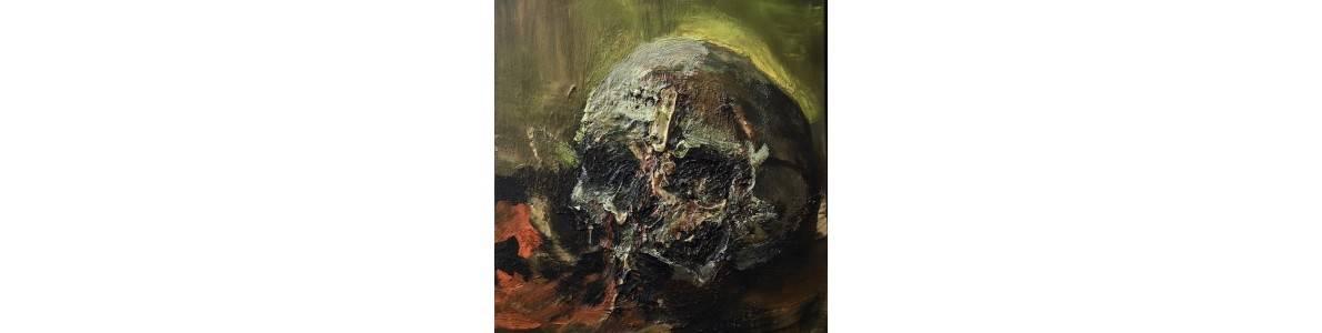 Découvrez les peintures à l'huile expressionnistes d'Antoine Correia