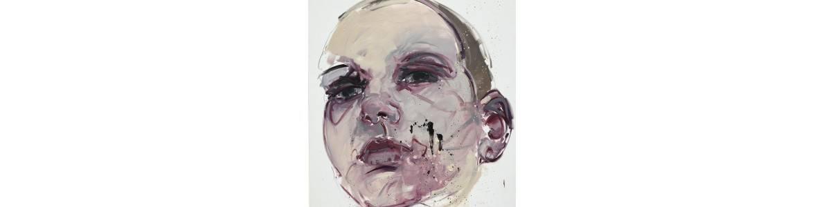Découvrez les peintures à l'huile expressionnistes de Philippe Pasqua