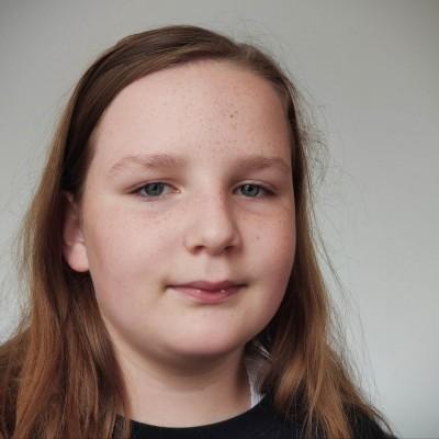 JULIETTE CARMIGNAC, 11 ans